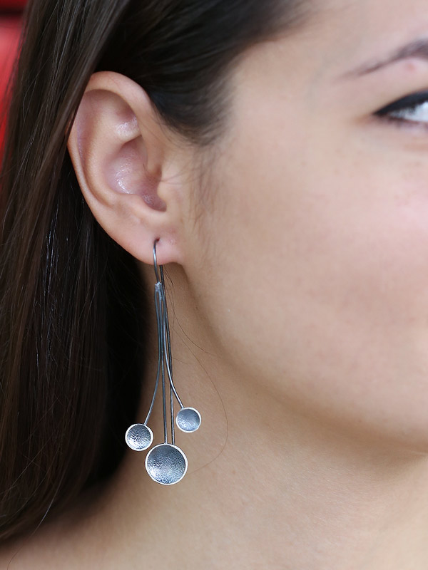 Scoop Trio Earrings