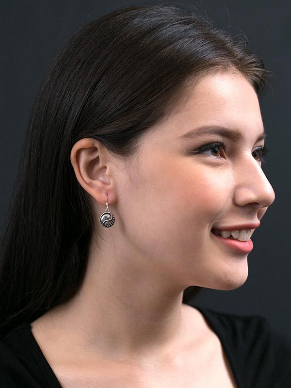 Ripple Tao Earrings