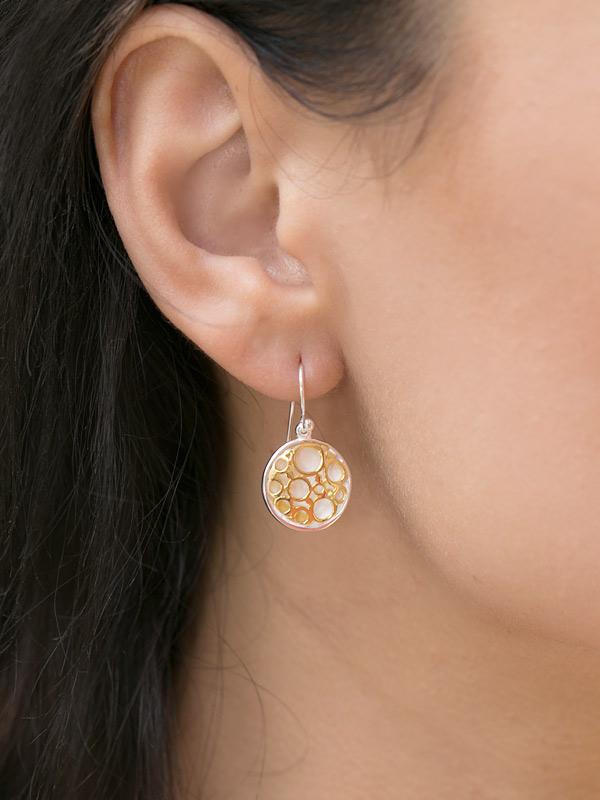 Seafoam Earrings