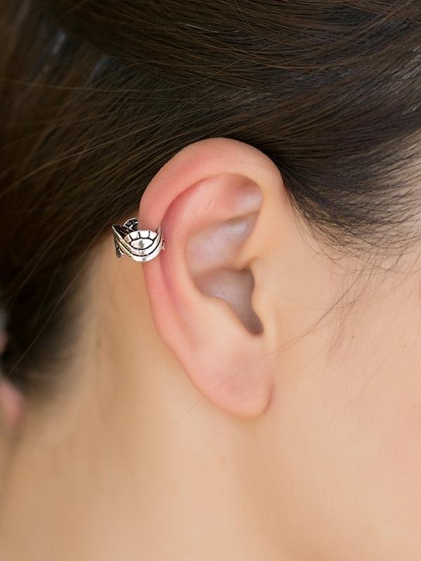 Overpass Ear Cuff