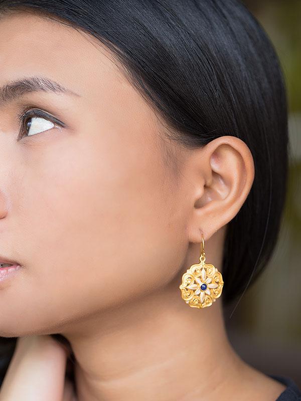 Emblazon Earrings