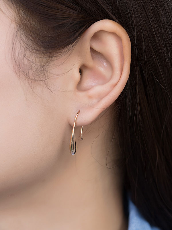 Quicksilver Earrings