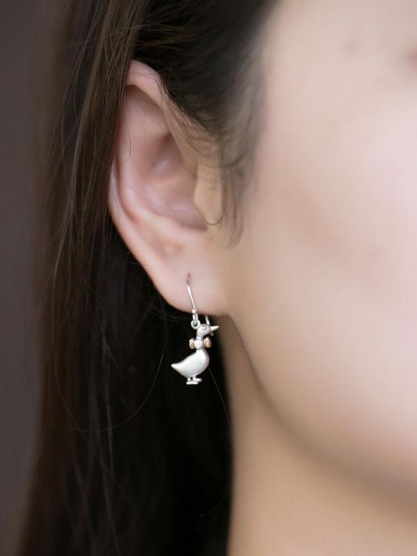Momma Goose Earrings