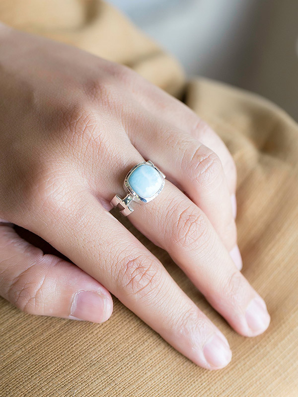 Cloud Angle Ring