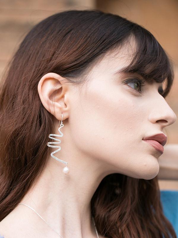 Spillway Earrings
