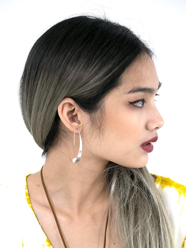 Jabot Earrings