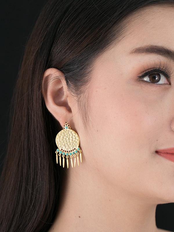 Turquesse Earrings
