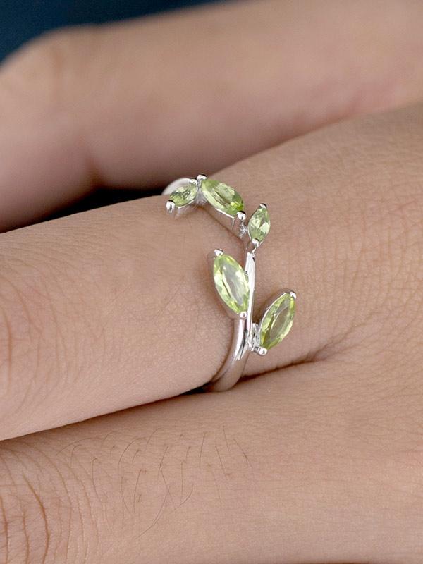 Greenery Ring