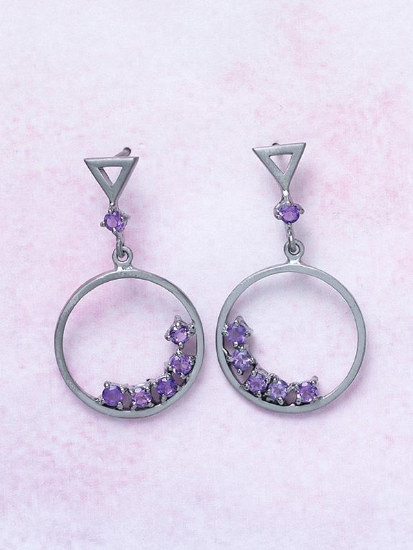 Crucible Earrings