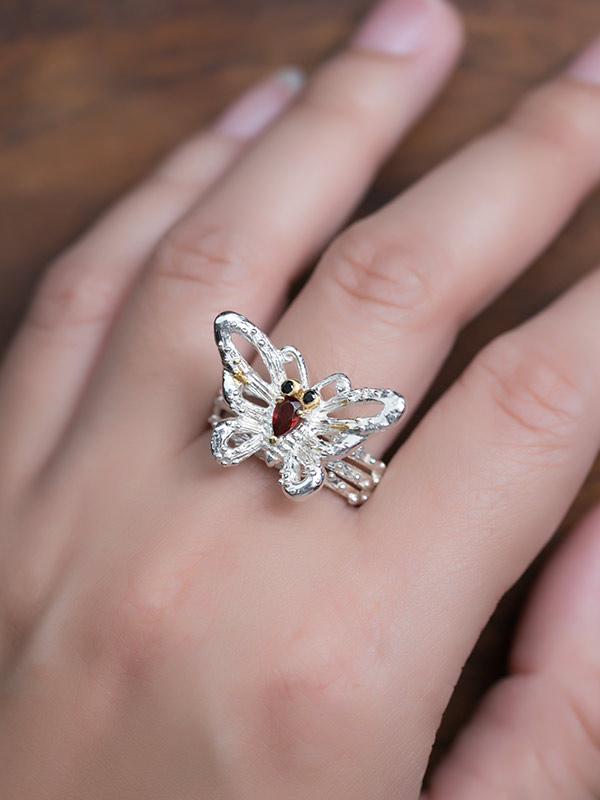 Silverwing Ring