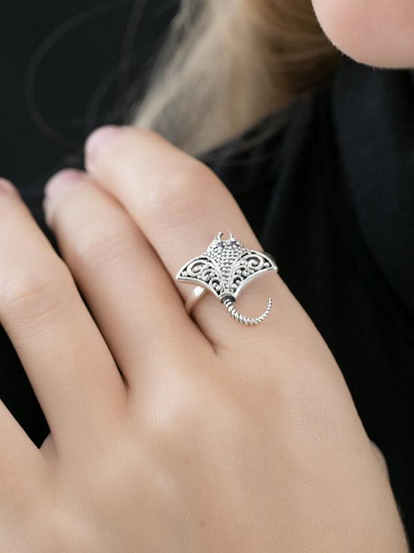Manta Ring