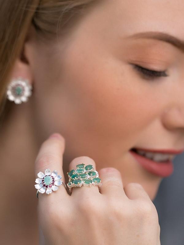 Girasole Rings