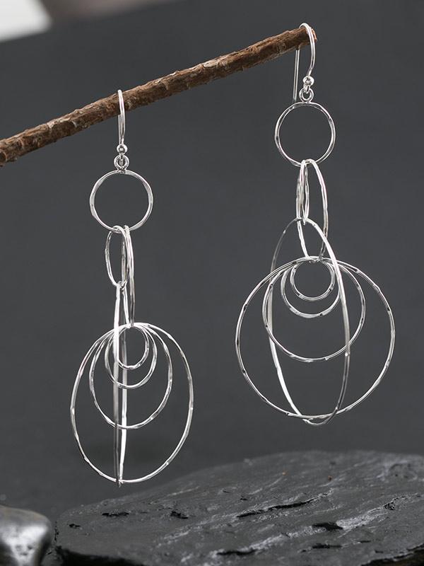 Chainstorm Earrings