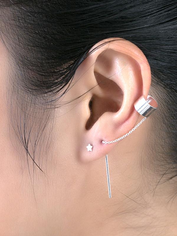 Collar Ear Cuff Studs