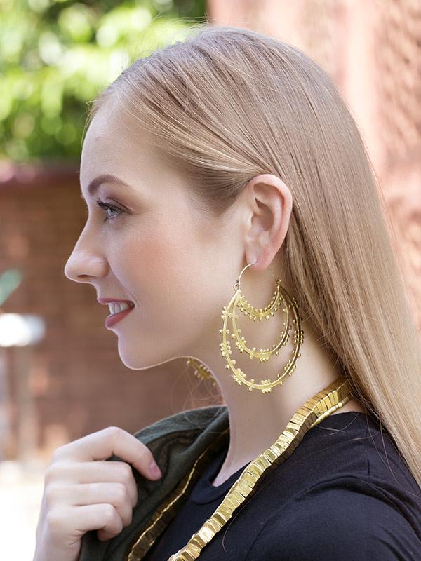 Alara Earrings