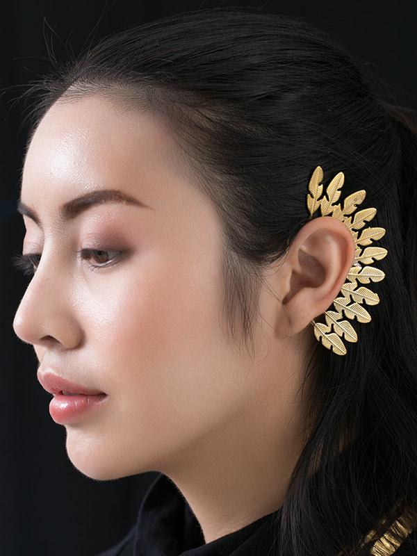 Headdress Ear Climbers