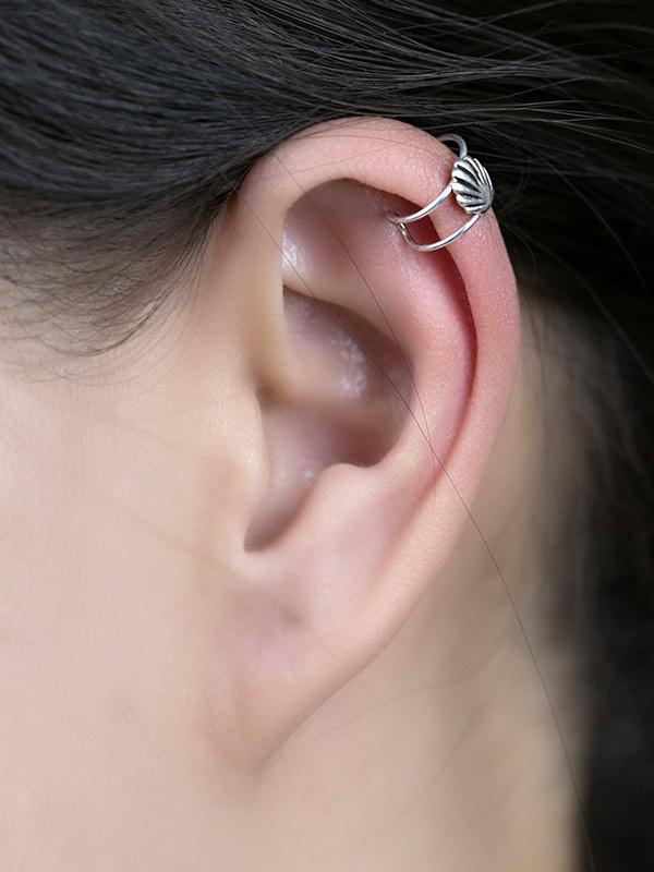 Shell Ear Cuffs