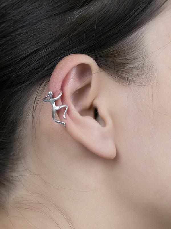 Acrobat Ear Cuffs