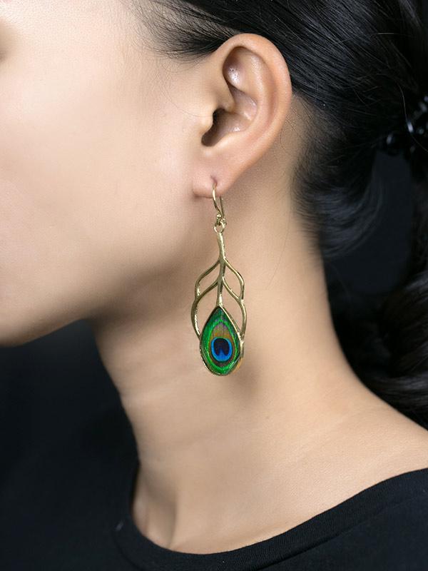 Plumes Earrings