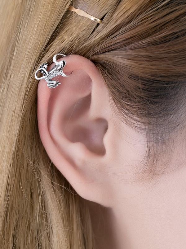 Gecko Ear Cuffs