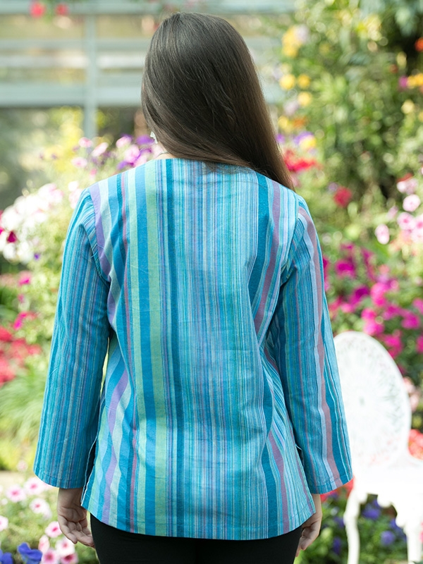 Spectra Blouse