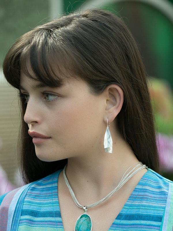 Cowl Earrings