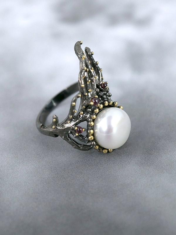 Nightfire Ring