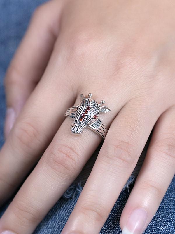 Giraffe Ring