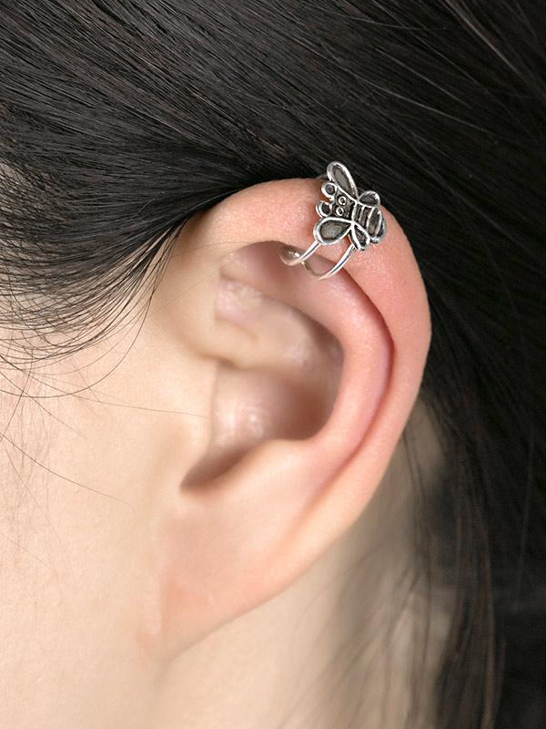 Lucky Bee Ear Cuffs