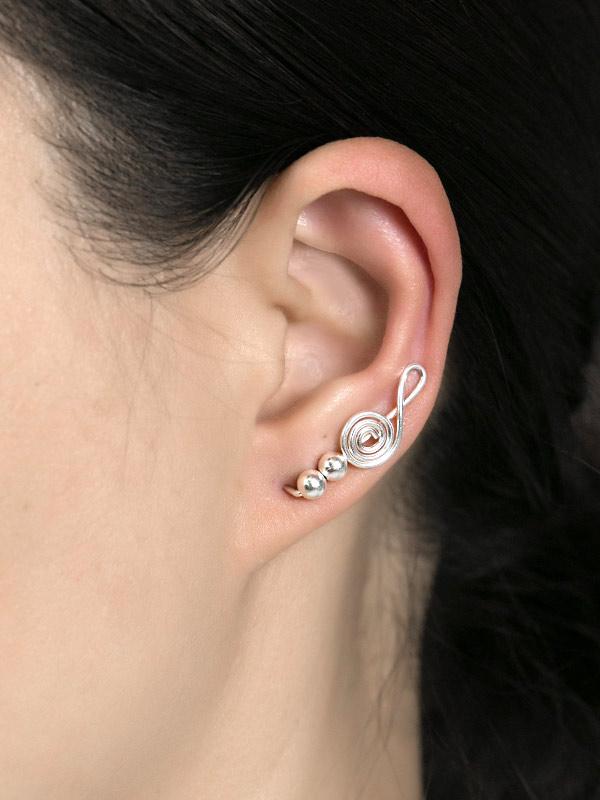 Clef Ear Climbers