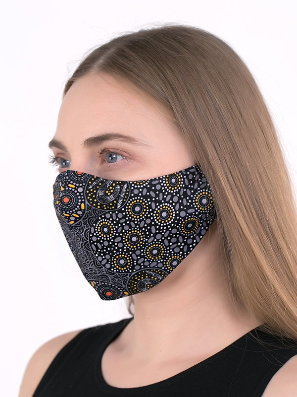 Design Triple Layer Mask