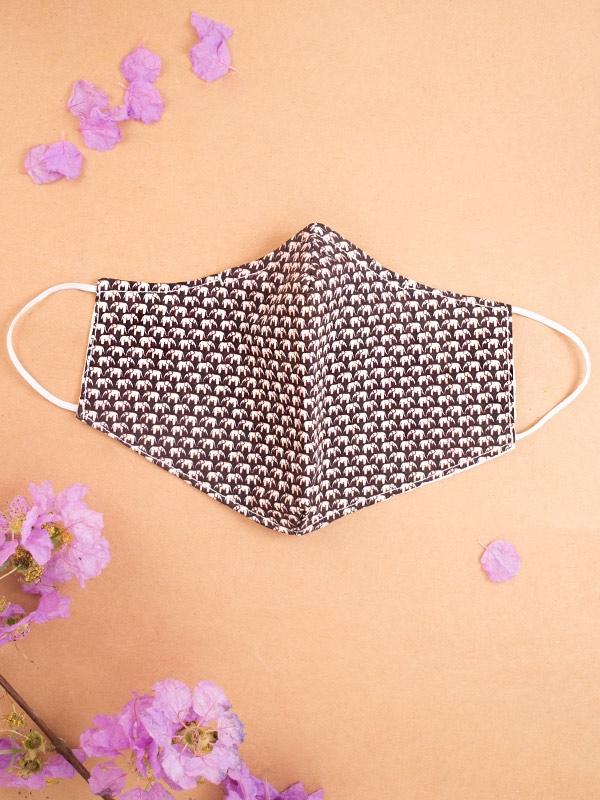 Design Triple-layer Fabric Mask