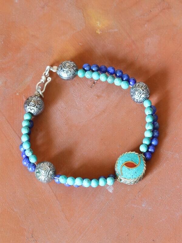 Heartbeads Bracelet