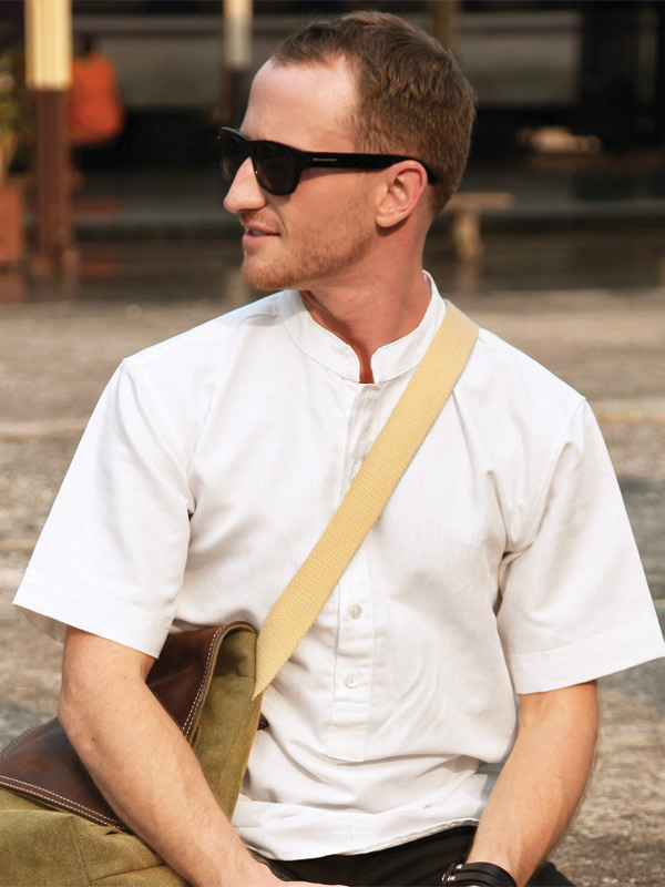 Bangkok Casual Linen Shirt