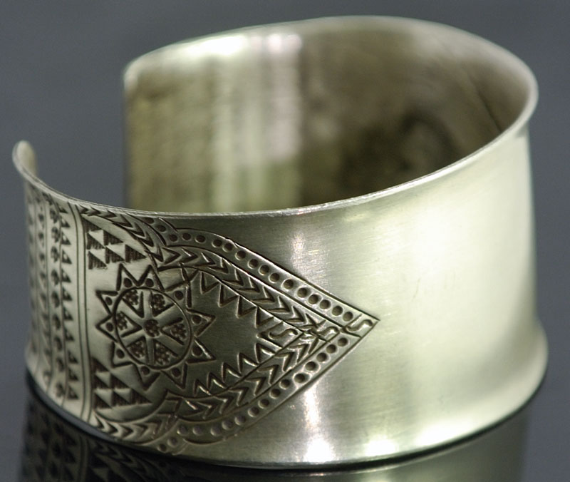 Engraved Cuff