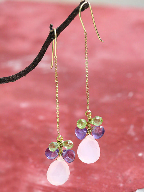 Spotlight Gem Earrings