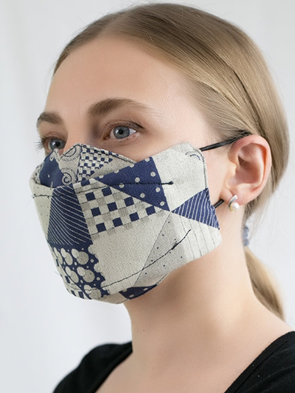 Extensible Fabric Mask