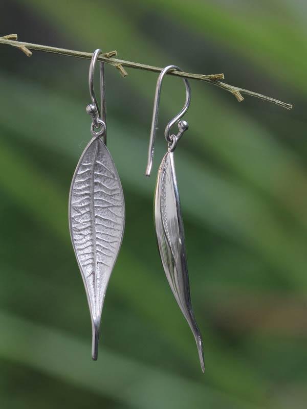 Gondola Leaf Earrings