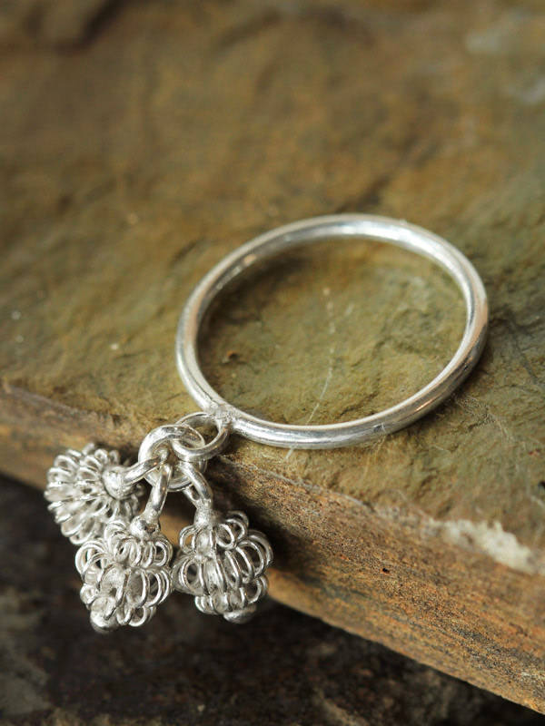 Hanging Mayom Bunch Ring