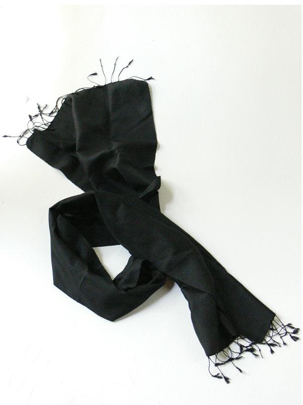 Ikat Silk Scarves
