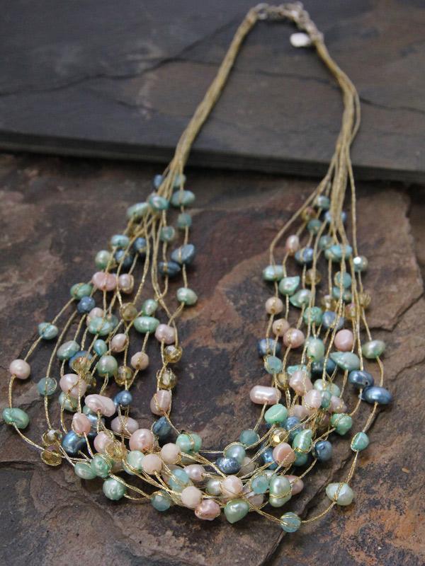 Sea Stone Necklace