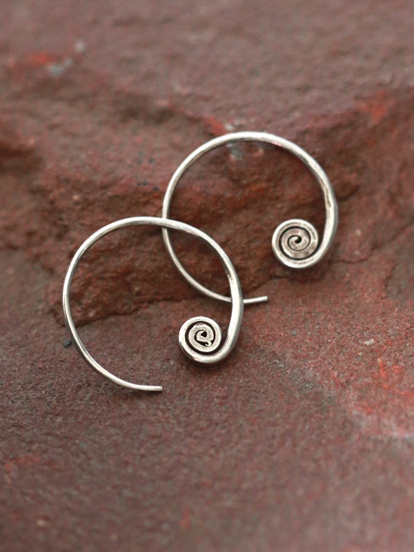 Apostrophe Earrings