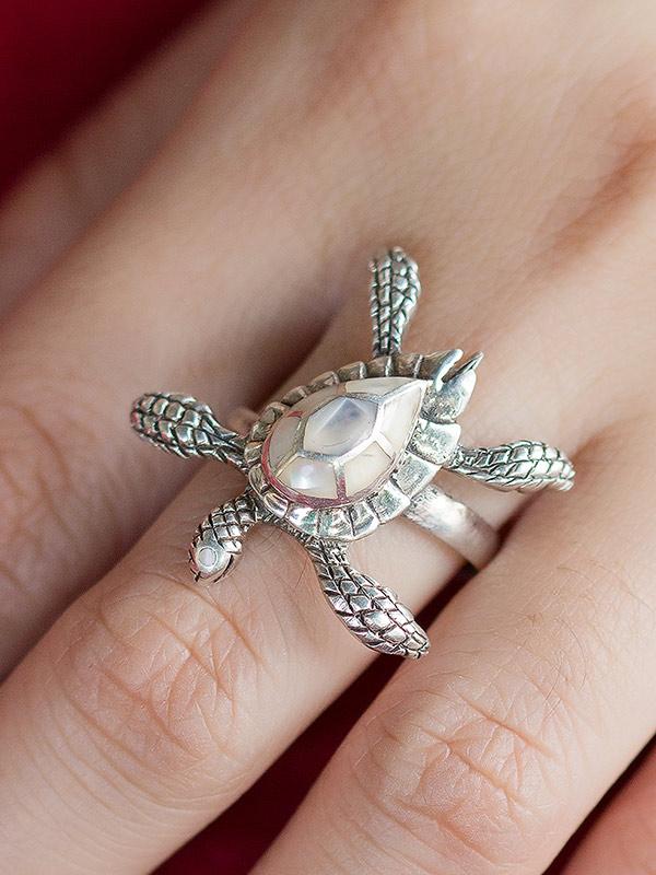 Sterling Sea Turtles
