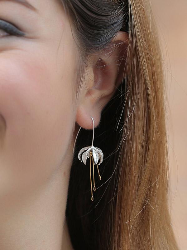 Lost World Earrings