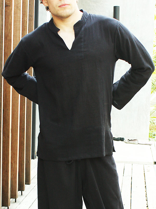 Men Peoples Uniform Shirt