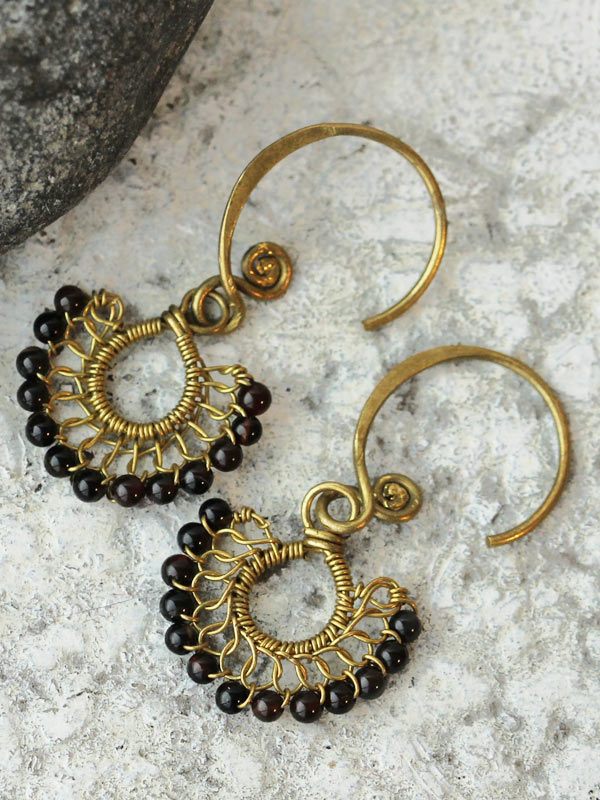 Intricate Earrings
