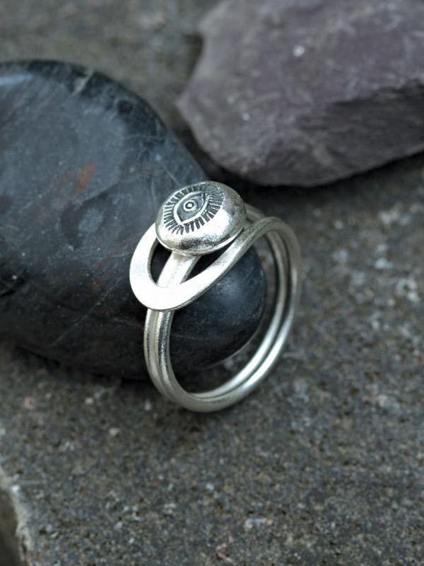 Wisdom Eye Ring