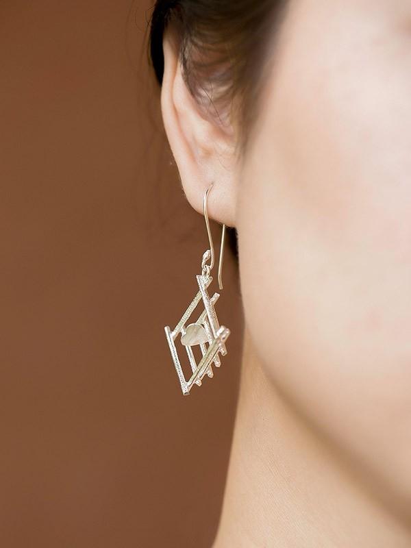 Raft Earrings