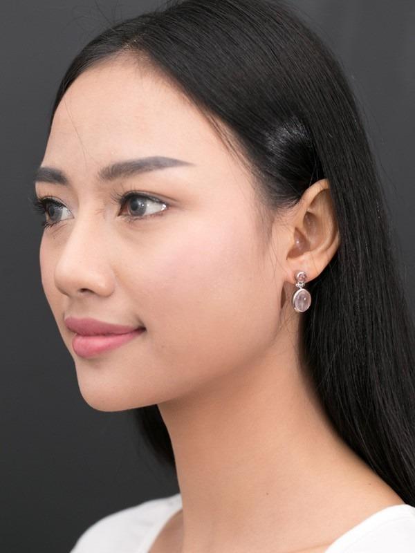 Roseate Earrings
