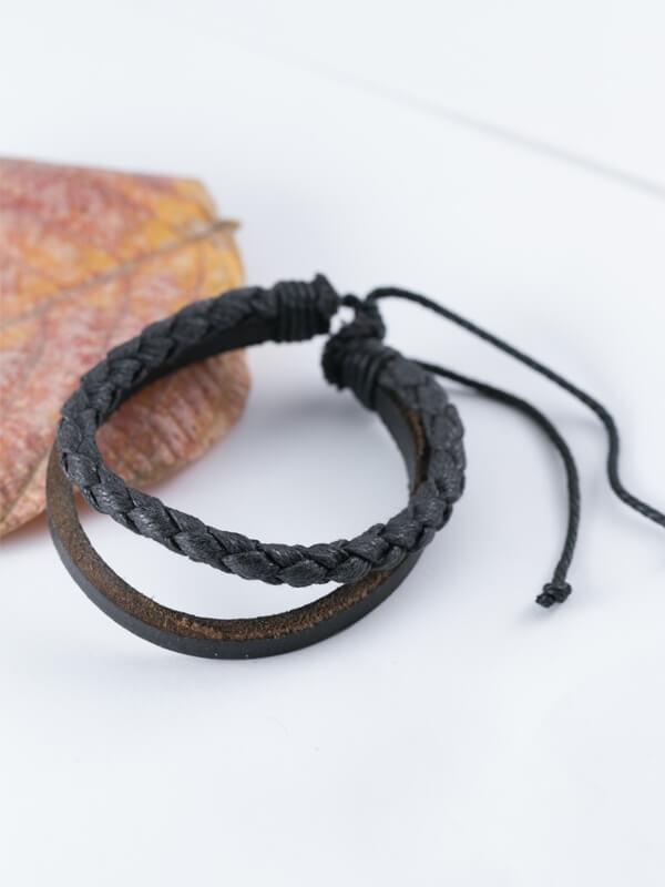 Rubber Braid Bracelet